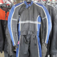 SPYKE Ladies Motorcycle Race Track Suit Jacket Pants - Re-Gear Oshawa / Durham Region Toronto (GTA) Preview