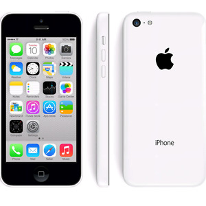 Unlocked iPhone 5C works perfectly in excellent condition with