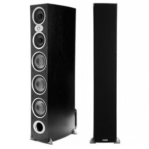 Polk RTIA9 500-Watt Tower Speaker - Black - Single (pair avail)