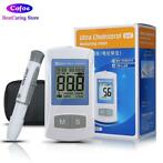 On Call Ultra Cholesterol Meter/Bloedlipiden Analyzer/Bloed