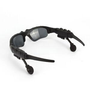 Sunglasses + Bluetooth Talk function Headset Headphone Sun Glasses Micphone