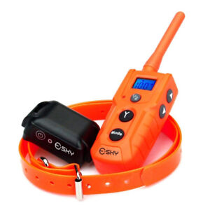 Pet Training Collar with Remote - 330 Yds
