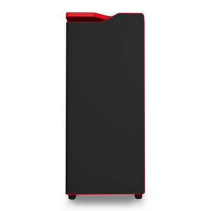 Computer Case HZXT H440 Black Red