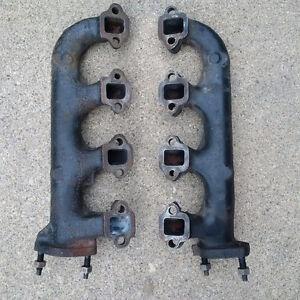 Pair of Ford 289 Exhaust Manifolds