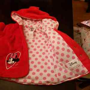 6/12 months disney doubles fleece outerwear Kingston Kingston Area image 3