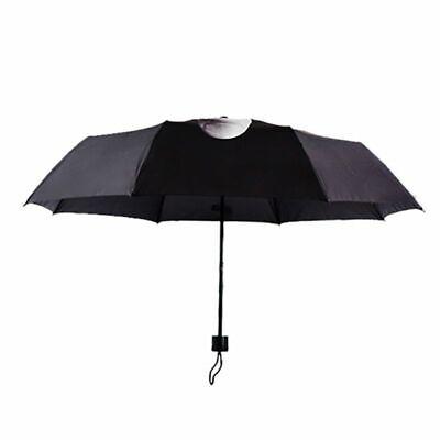 Foldable Compact Umbrella Middle Finger Up Yours Rain Stylish Funny Gift Novelty](Novelty Umbrella)