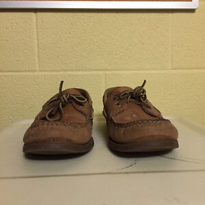 Sperry - Tan Leather, lightly used Kitchener / Waterloo Kitchener Area image 2