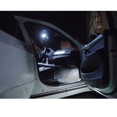 Direct Can Bus White Led Interior Lights Package For 2002