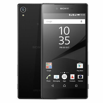 Sealed Sony Xperia Z5 E6683 32GB Dual SIM Factory GSM Unlocked 23MP Smartphone