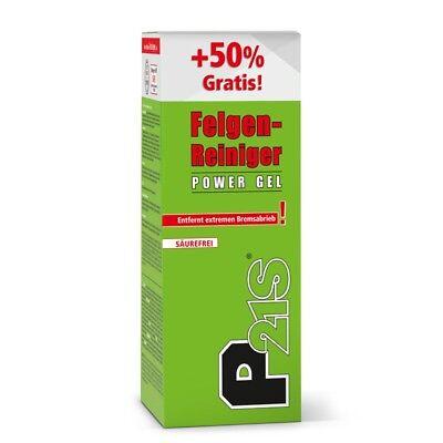 P21-S Felgen Reiniger Power Gel (+50% Gratis) 750ml gebraucht kaufen  Köln