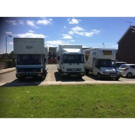 J&S FURNITURE REMOVALS AND DELIVERIES