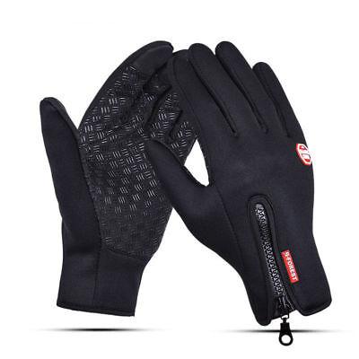 Fishing Gloves Full Finger Neoprene PU Breathable Leather Fitness Winter Fishing ()