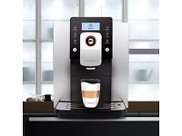 KALERM 1601 BEANS TO CUP COFFEE MACHINE FULLY AUTOMATIC COMMERCIAL HOUSE AND SMAL BUSINESSES