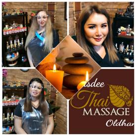 Professional Thai Massage Sawasdee Oldham ❤️town center