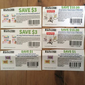 FREE COUPONS !