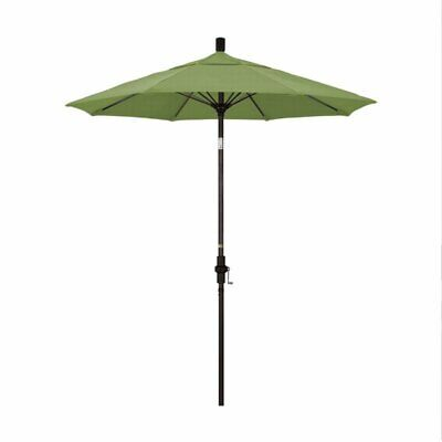 7 5 patio umbrella in spectrum cilantro