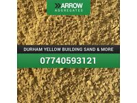 Durham building sand