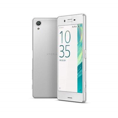 Sony Xperia X F5121 LTE 5 Zoll Smartphone 23MP 32GB ROM 3GB RAM in Weiß NEU OVP