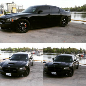 2010 dodge charger srt8 6.1 hemi