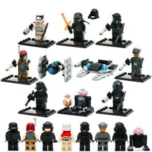 Lego Star Wars Minifigures Lots Available!