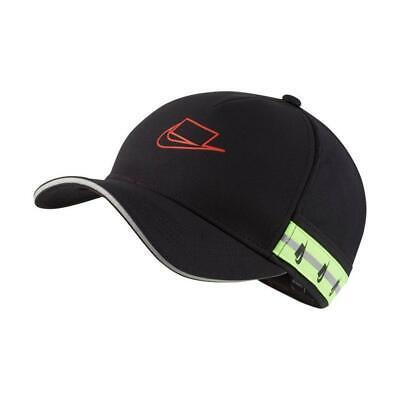 Nike Adult Unisex AeroBill CLASSIC99 Snapback Hat Cap AV6953-011 1Size NEW Black