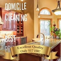 Only $17HR Excellent Quality House/Condo Cleaning Gatineau