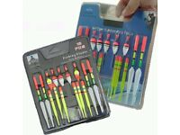 15 Pieces Fishing Lure Floats Set
