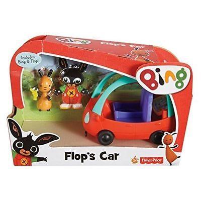 Fisher Price Bing Flop's Car Playset