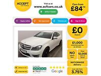 Mercedes-Benz C220 FROM £84 PER WEEK!