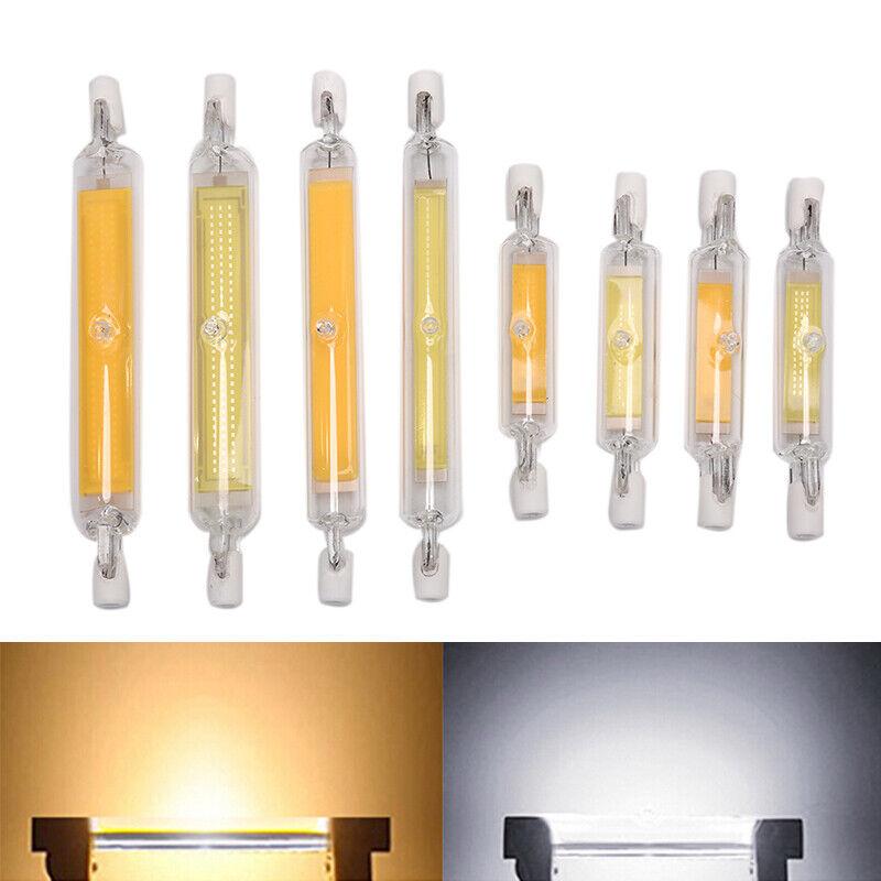 R7S 75W Halogen Light Iodine Tungsten Lamp Bulb Lighting Fixture Home Replace