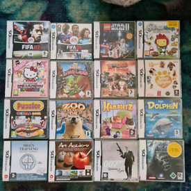 Nintendo DS games / all different prices