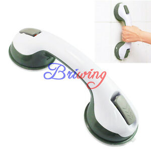 Portable Suction Cup Safety Tub Bath Bathroom Shower Tub Grip Grab Bar Handle