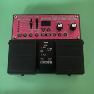 BOSS RC-30 Looper double track