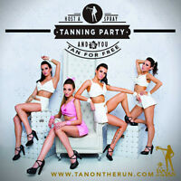 Want a FREE Spray Tan??? Tan On The Run - Pickering, Scarborough