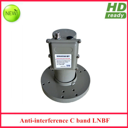 Digital Ready C band LNBF 5150MHz 3.7-4.2GHz  For Wimax 4G WIFI interference