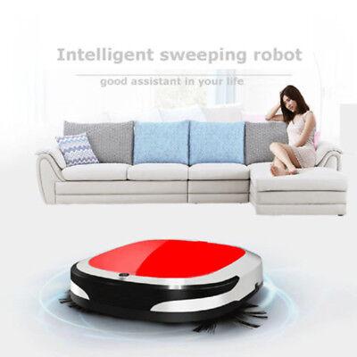 CASA AUTOMATICO VUOTO SMART pulizia pavimento Robot Polvere detergente SPAZZINO