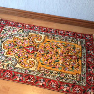 NEW HIGH QUALITY EMBROIDERED CARPET