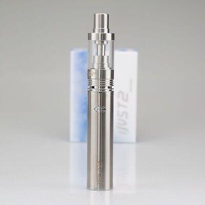 E Zigarette Eleaf i Just2 Kit 2600 mah mit Clearomizer 5,5ml und Akku Silber