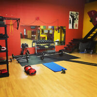 Personal Fitness Trainer and group training