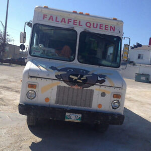 FOOD TRUCK FOR SALE Regina Regina Area image 1