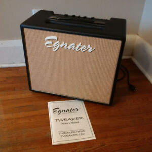 Egnater 112 Tweaker 15 Watt Combo Amplifier REDUCED