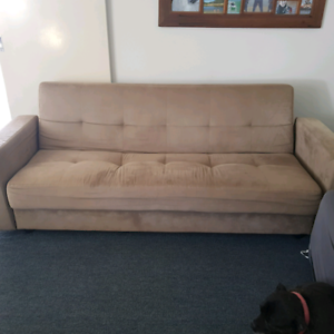 Futon And Fold Out Bed Ottoman