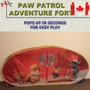 CHILD'S PLAY HUT - PAW PATROL ADVENTURE FORT