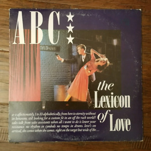 ABC - The Lexicon of Love (Vinyl LP)