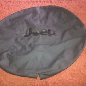 Jeep wheel cover