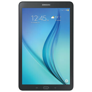 Samsung Galaxy Tab E 9.6 16GB Android 5.0 Lollipop Tablet-Black