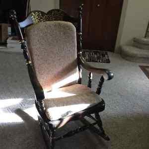 rocking chair Moose Jaw Regina Area image 3