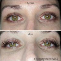 Opening Special-Lash lift and tint plus mini facial