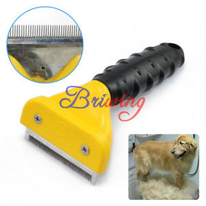 Dog Shedding Brush Ebay