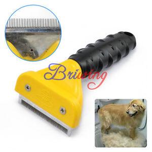 Dog Shedding Brush Ebay